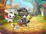 Setting up your character in Puzzle Guardians