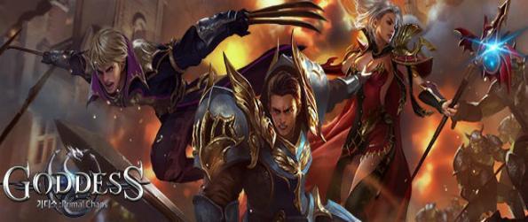 Goddess: Primal Chaos - Become a hero and save the world in Goddess: Primal Chaos, an action-packed mobile MMORPG.