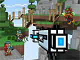Pixel Gun 3D gameplay