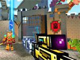 Pixel Gun 3D annihilating foes
