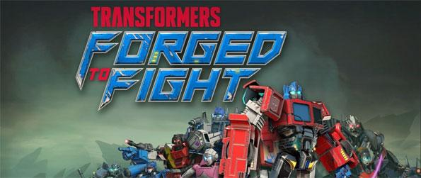 Transformers: Forged to Fight - Lead Optimus Prime and his team against the Decepticons in Transformers: Forged to Fight.