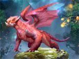 Creature Quest: Obtained epic Red Drake