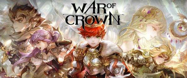 War of Crown - Play War of Crown, a grid-based strategy role-playing game developed by Gamevil and follow the steps of Eshirite, the Child of Destiny.