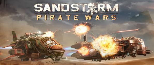 Sandstorm: Pirate Wars - Discover and explore a fearsome sci-fi and post-apocalyptic world in Sandstorm: Pirate Wars.