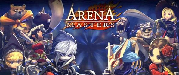 Arena Masters: Legend Begins - Fight competitive online battles in Arena Masters: Legend Begins, and outclass your opponents to achieve victory.