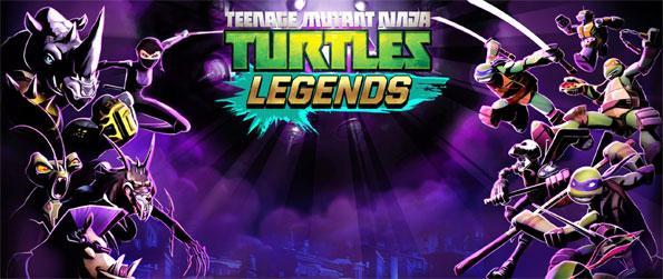 Ninja Turtles: Legends - Help Leonardo reunite with his brothers against the evil Kraang in Ninja Turtles: Legends.