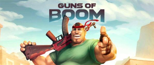Guns of Boom - Enjoy this immersive shooting game that you can enjoy on the go in the comfort of your mobile device.