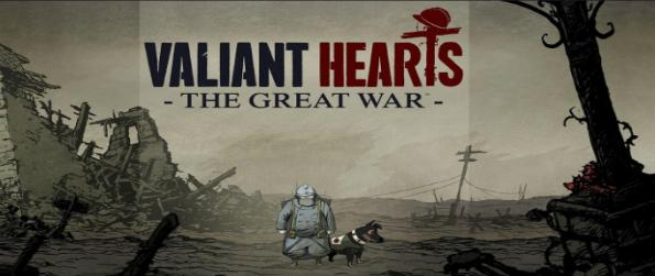 Valiant Hearts: The Great War - Get swept off your feet in Valiant Hearts: The Great War and go through the story of four heroes in World War 1.
