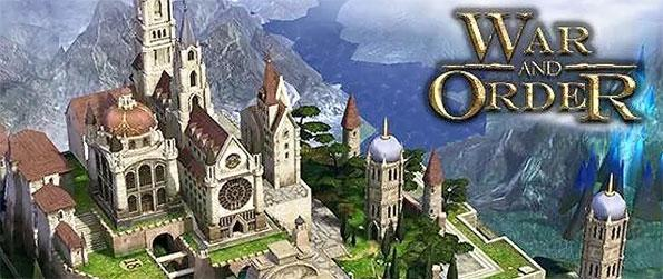 War and Order - Gather an army of elven sages, dragon riders, and rabid orcs in War and Order to ravage your enemies.
