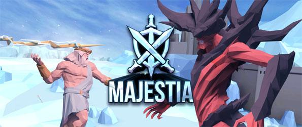 Majestia - Immerse yourself in this epic strategy game that's sure to impress all who try it out.