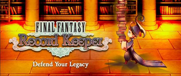Final Fantasy Record Keeper - Play Final Fantasy Record Keeper and relive classic Final Fantasy moments with your favorite characters.