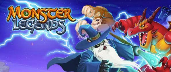 Monster Legends - Apps To Play