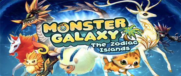Monster Galaxy - Enjoy this exciting RPG that'll take you on an unforgettable adventure across a breathtaking game world.