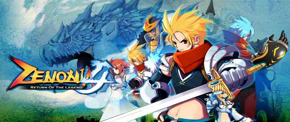 Zenonia 4 - Play Zenonia 4 and find out exactly what makes this mobile action RPG a long-running franchise.