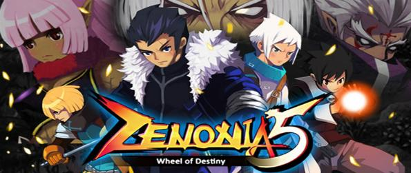 Zenonia 5 - Play Zenonia 5 and treat yourself to the 5th installment of the celebrated action-RPG series.