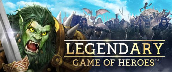 Legendary: Game of Heroes - Immerse yourself in this epic puzzle adventure game that'll get you hooked from the very first minute.