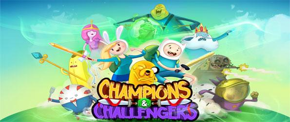 Champions and Challengers – Adventure Time - Enjoy this epic turn based combat game that's sure to keep you hooked for hours upon hours.