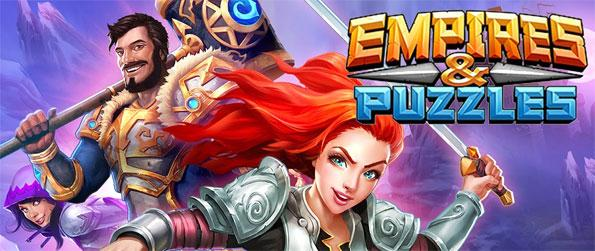 Empires & Puzzles: RPG Quest - Solve match-3 puzzles to defeat the evil forces in Empires & Puzzles: RPG Quest.