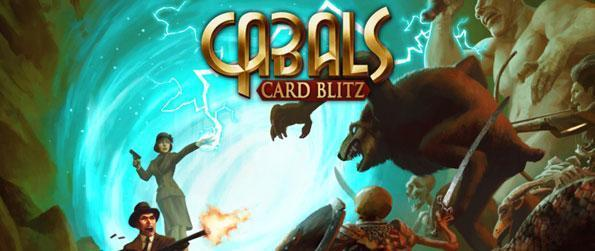 Cabals: Card Blitz - Help the people of Aea protect their homeland from an approaching invasion of the undead in this somewhat idle MMOCCG!