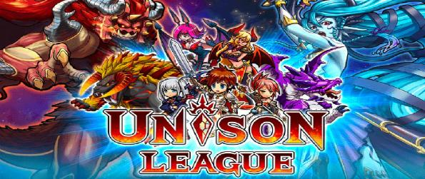 Unison League - Compete and cooperate with other players in Unison League, a 2D MMORPG with an anime art style.
