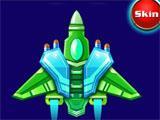 Galaxy Attack: Alien Shooter upgrading ships