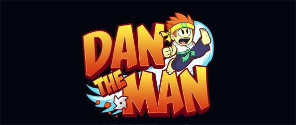 Dan the Man - Help Dan as he embarks on epic adventures to take down enemies in this exciting platformer game.