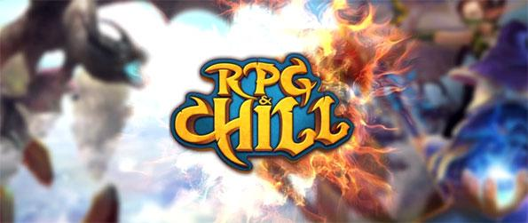 RPG & Chill - Fight the monsters in epic idle combat mode in RPG and Chill.
