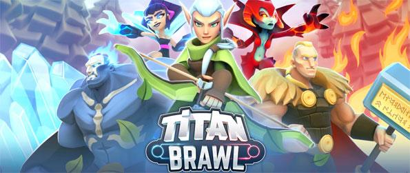 Titan Brawl - Demolish your foes in this extremely well crafted strategy game that doesn't disappoint.