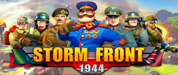 StormFront 1944 - Assemble your army and take part in various campaigns in StormFront 1944, a World War 2-themed strategy game.