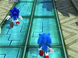 Sonic Forces: Speed Battle gameplay