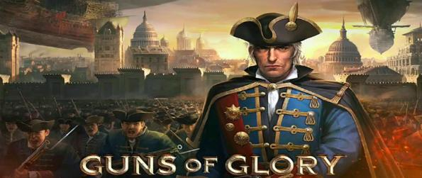 Guns of Glory - Play Guns of Glory, a real-time strategy game with steampunk themes with musketeers and powerful airships.