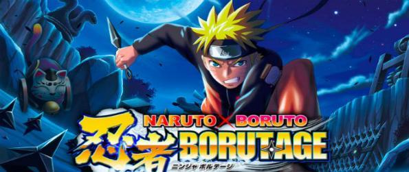 Naruto X Boruto Ninja Voltage - Play Naruto X Boruto Ninja Voltage and take control of your favorite Naruto and Boruto: Naruto Next Generation characters!