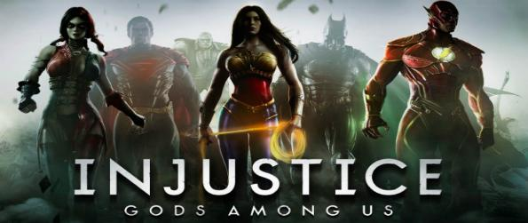 Injustice: Gods Among Us - Build a roster of your favorite DC superheroes and battle opponents in fast-paced 3v3 battles.