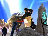 Shadow Warrior: Hero Kingdom Fight using special abilities