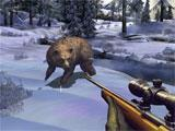 Deer Hunter 2018 shooting a bear