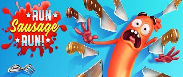 Run Sausage Run - Help the sausage get past the obstacles in this addicting runner game.