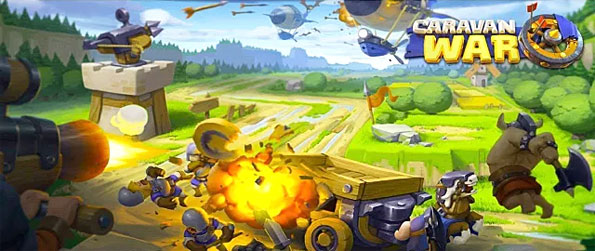 Caravan War - Build an empire of your own in this exciting tower defense game that's definitely a step above its competition.