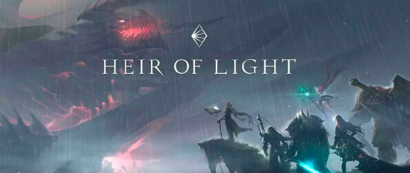 Heir of Light - Explore a world embroiled in darkness, and play as the only light and hope the world has in Heir of Light.
