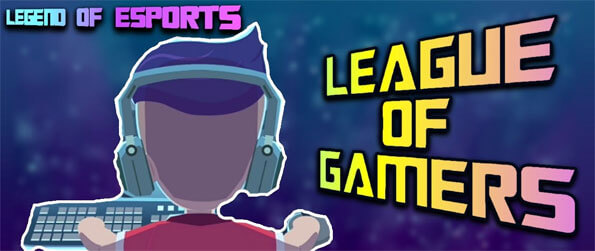 League of Gamers - Become a legend in this highly addicting game that's caught many hearts around the world.