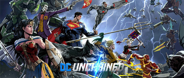 DC: UNCHAINED - Fight along your favorite superheroes in DC Unchained.