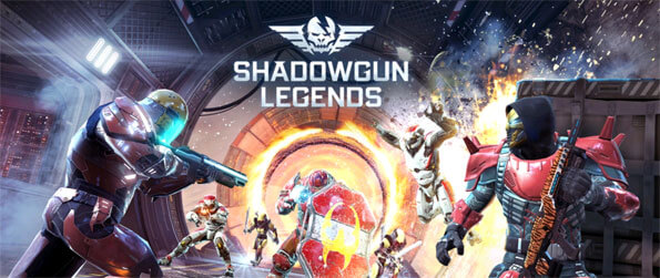 Shadowgun Legends - Enjoy this phenomenal FPS that you can enjoy on the go on your mobile device.