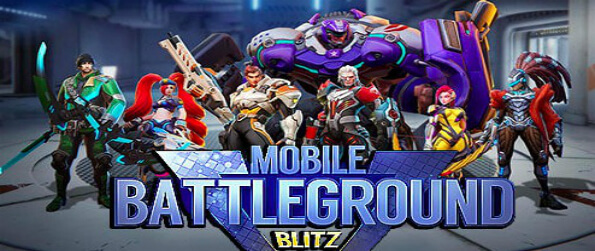 Mobile Battleground - Blitz - Play Mobile Battleground - Blitz and dive into the battlefield with your favorite Mobile Legends characters.