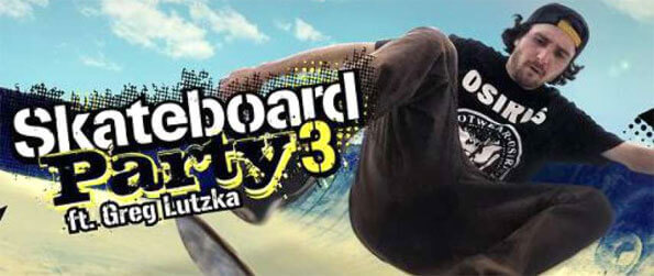 Skateboard Party 3 - Execute jaw dropping tricks in Skateboard Party 3.