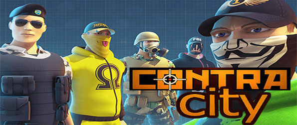 Contra City Online - Battle players from around the world in this exceptional shooter game that's a treat to play.