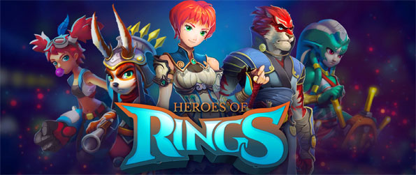 Heroes of Rings: Dragons War - Defeat the evil monsters in this epic MMORPG Heroes of Rings: Dragons War.