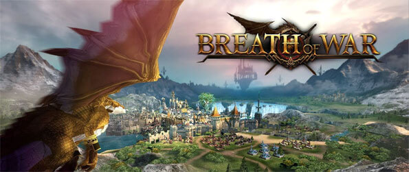 Breath of War - Manage your own empire in Breath of War.