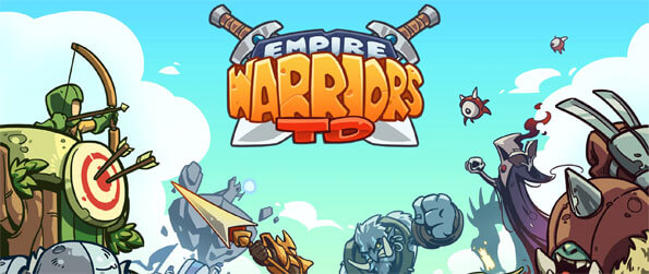 Empire Warriors TD - Defend your empire from incoming enemies in Empire Warriors TD.