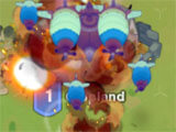 Sky Kingdoms: Attacking Enemies