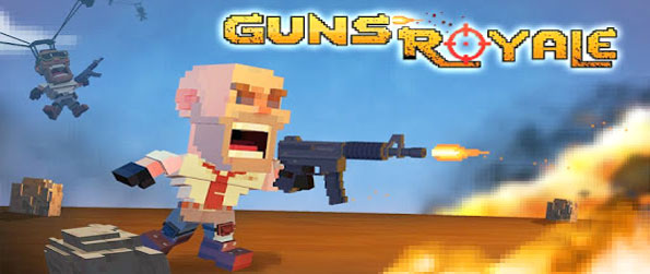Guns Royale - Immerse yourself in this exciting mobile based battle royale game that you can enjoy no matter where you are.
