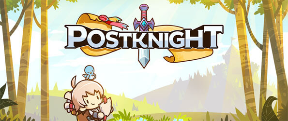 Postknight - Embark on an epic fantasy adventure in this RPG Postknight.